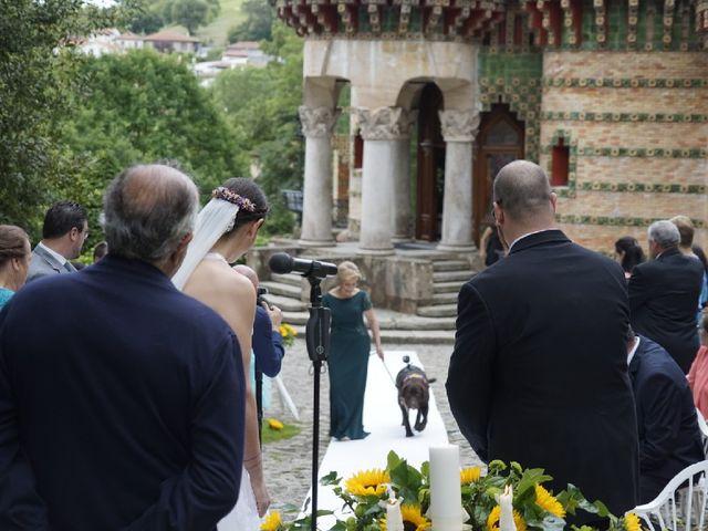 La boda de Manuel y Patricia en Comillas, Cantabria 3