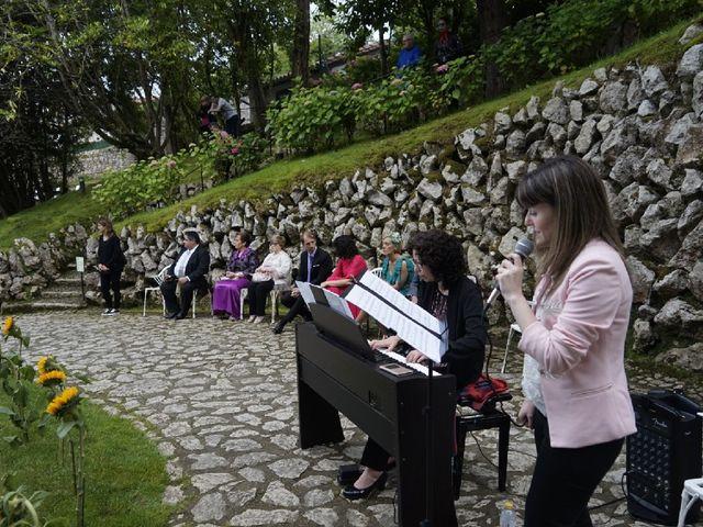 La boda de Manuel y Patricia en Comillas, Cantabria 4