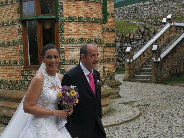 La boda de Manuel y Patricia en Comillas, Cantabria 5
