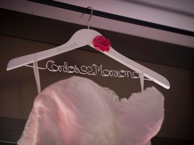 La boda de Carlos  y Mariona en Sant Fost De Campsentelles, Barcelona 6