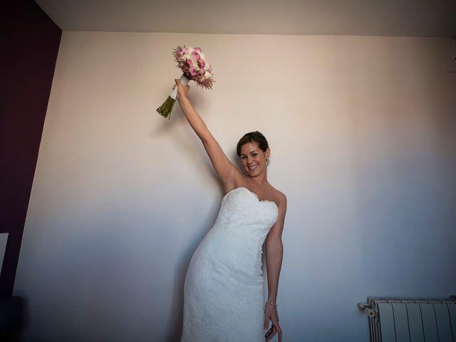 La boda de Carlos  y Mariona en Sant Fost De Campsentelles, Barcelona 16