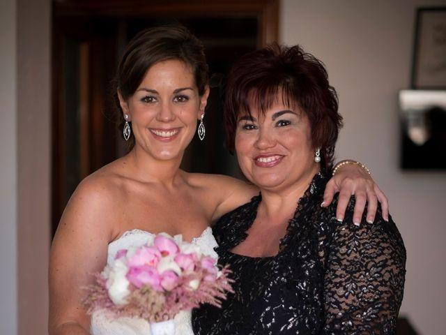 La boda de Carlos  y Mariona en Sant Fost De Campsentelles, Barcelona 18