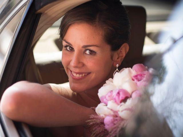 La boda de Carlos  y Mariona en Sant Fost De Campsentelles, Barcelona 21