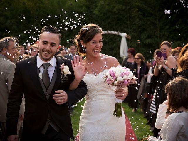 La boda de Carlos  y Mariona en Sant Fost De Campsentelles, Barcelona 26