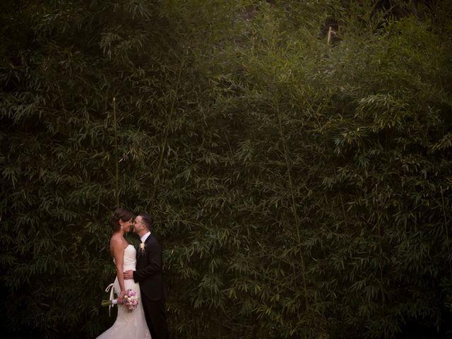 La boda de Carlos  y Mariona en Sant Fost De Campsentelles, Barcelona 27