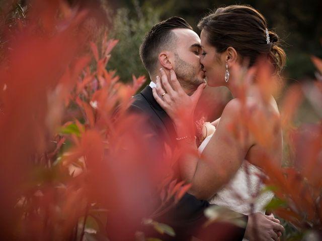 La boda de Carlos  y Mariona en Sant Fost De Campsentelles, Barcelona 29