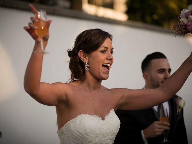 La boda de Carlos  y Mariona en Sant Fost De Campsentelles, Barcelona 33