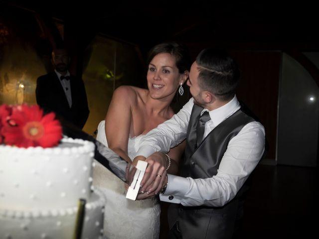 La boda de Carlos  y Mariona en Sant Fost De Campsentelles, Barcelona 36