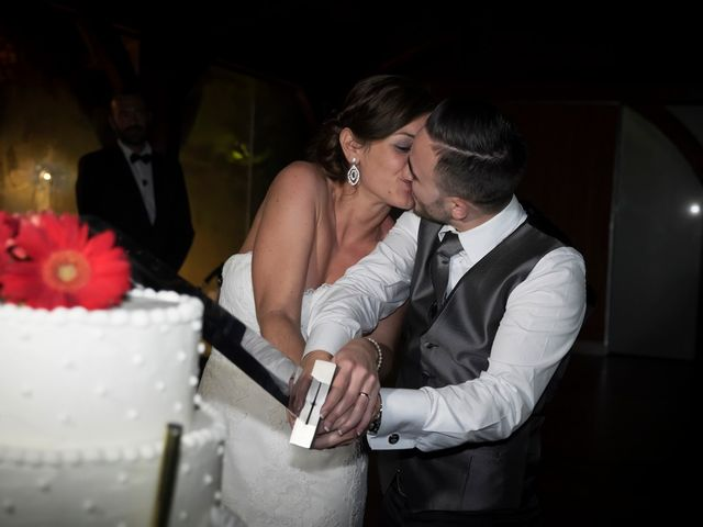 La boda de Carlos  y Mariona en Sant Fost De Campsentelles, Barcelona 37