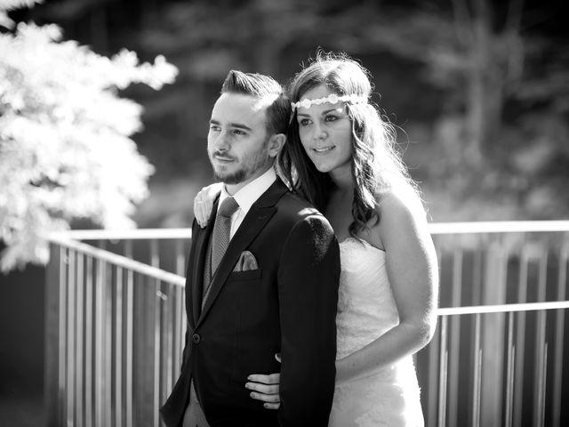 La boda de Carlos  y Mariona en Sant Fost De Campsentelles, Barcelona 40