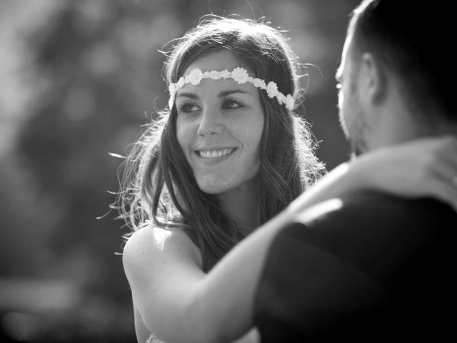 La boda de Carlos  y Mariona en Sant Fost De Campsentelles, Barcelona 41