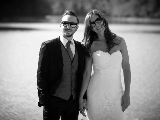 La boda de Carlos  y Mariona en Sant Fost De Campsentelles, Barcelona 42
