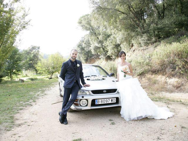 La boda de Oriol y Lidia en Arbucies, Girona 7