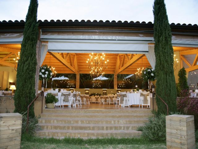 La boda de Oriol y Lidia en Arbucies, Girona 17