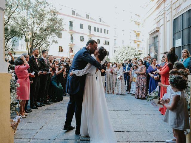 La boda de Esperanza y Javier