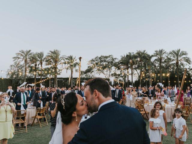 La boda de Javier y Esperanza en Sevilla, Sevilla 1