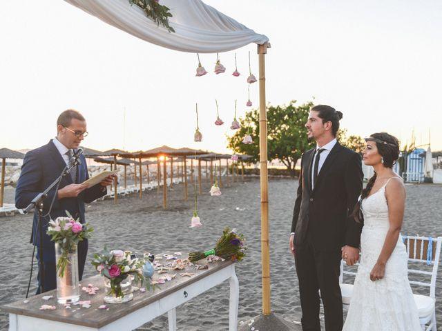 La boda de Fernando y Carmen Gloria  en Málaga, Málaga 4
