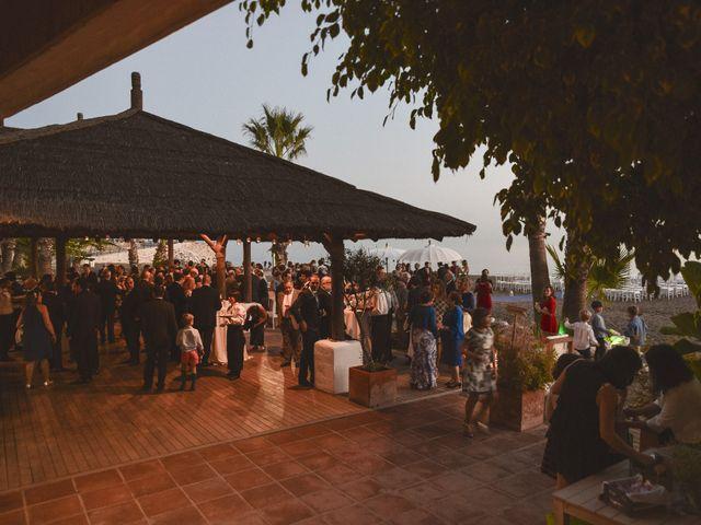La boda de Fernando y Carmen Gloria  en Málaga, Málaga 5