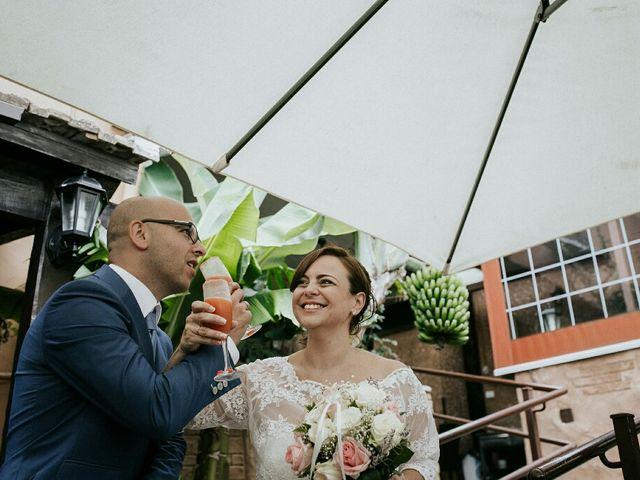 La boda de Waldemar  y Yurena en Santa Cruz De Tenerife, Santa Cruz de Tenerife 18