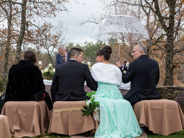 La boda de Jose y Silvia en Campillo De Ranas, Guadalajara 18