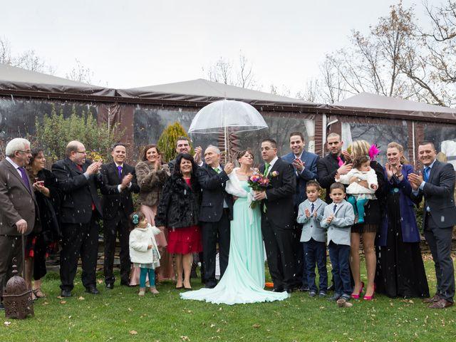 La boda de Jose y Silvia en Campillo De Ranas, Guadalajara 21