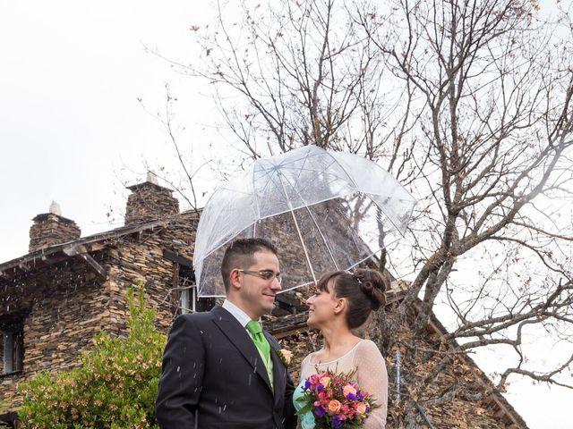 La boda de Jose y Silvia en Campillo De Ranas, Guadalajara 23