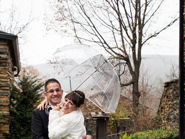 La boda de Jose y Silvia en Campillo De Ranas, Guadalajara 28