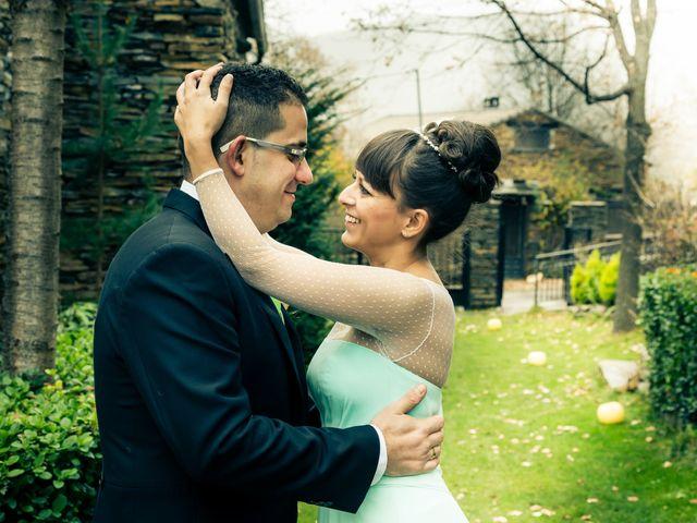 La boda de Jose y Silvia en Campillo De Ranas, Guadalajara 34