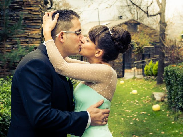 La boda de Jose y Silvia en Campillo De Ranas, Guadalajara 35
