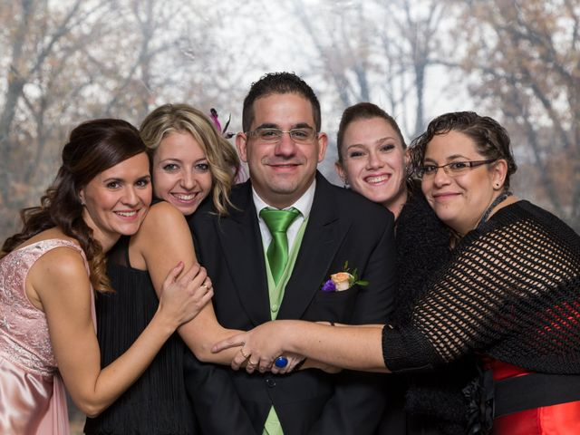 La boda de Jose y Silvia en Campillo De Ranas, Guadalajara 45