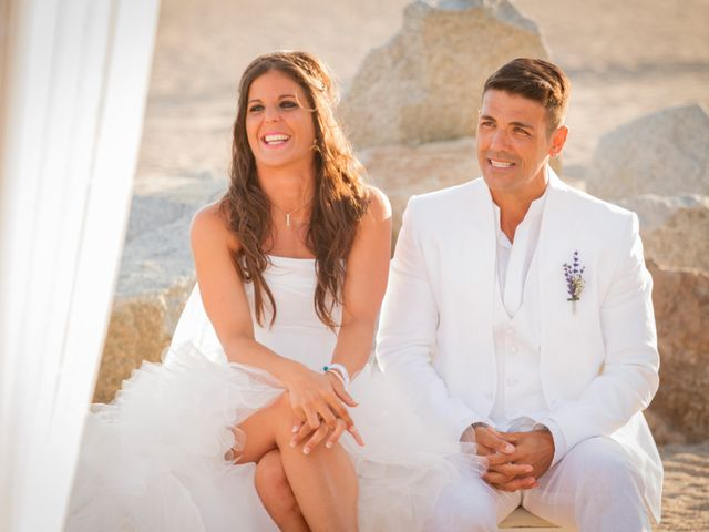 La boda de Tete y Elena en Canet De Mar, Barcelona 17