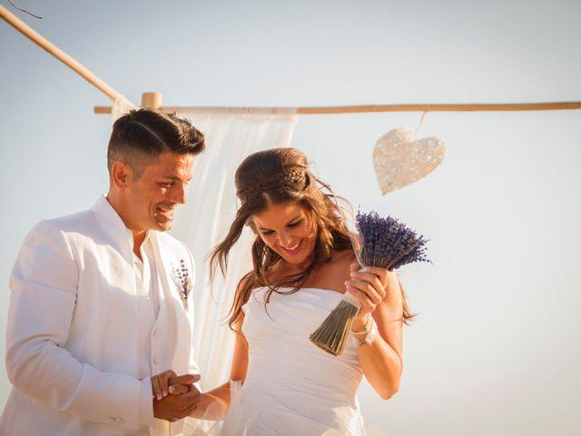 La boda de Tete y Elena en Canet De Mar, Barcelona 21