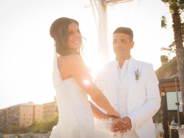 La boda de Tete y Elena en Canet De Mar, Barcelona 23