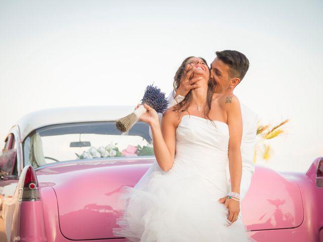 La boda de Tete y Elena en Canet De Mar, Barcelona 24