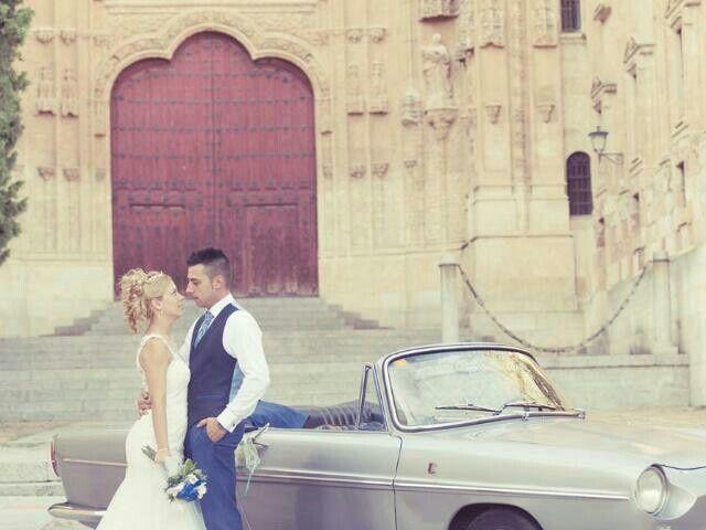 La boda de Roberto y Mamen en Salamanca, Salamanca 13