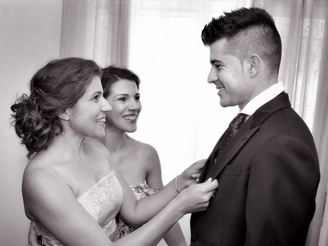 La boda de Antonio y Laura en Trujillo, Cáceres 5