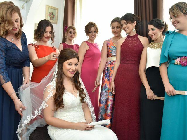La boda de Antonio y Laura en Trujillo, Cáceres 14