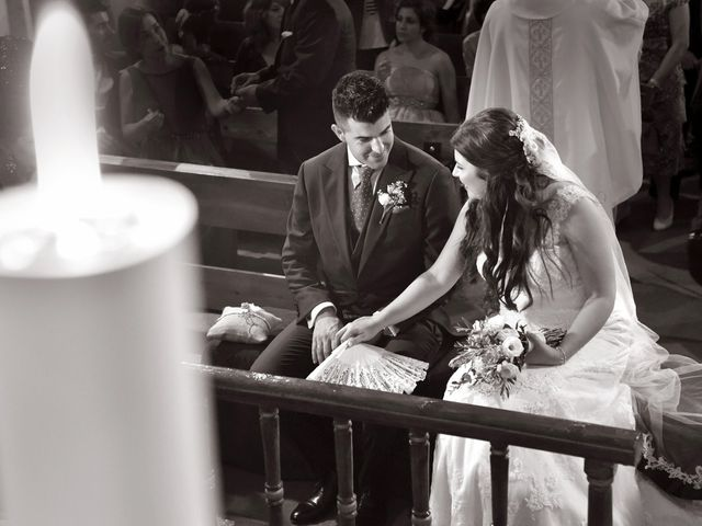 La boda de Antonio y Laura en Trujillo, Cáceres 26