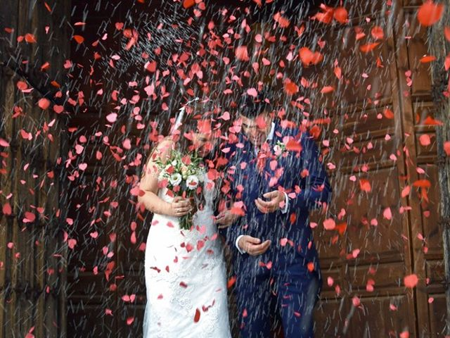 La boda de Antonio y Laura en Trujillo, Cáceres 27