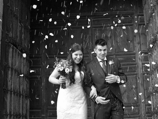La boda de Antonio y Laura en Trujillo, Cáceres 28