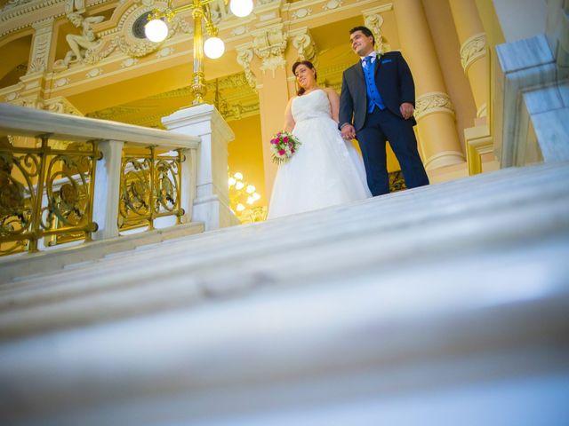 La boda de Teresa y Sergio