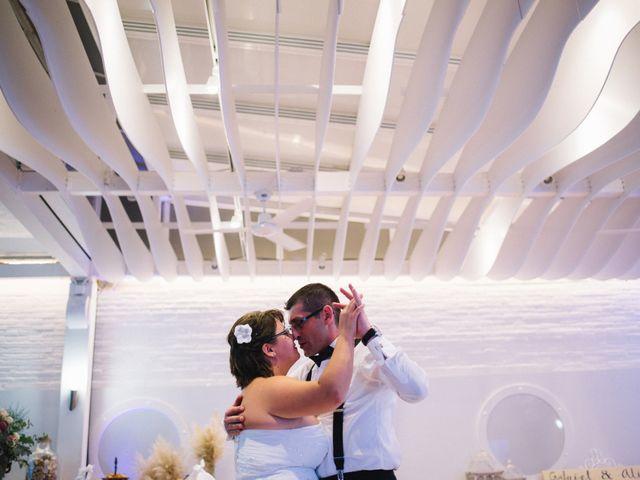 La boda de Alina y Gabriel