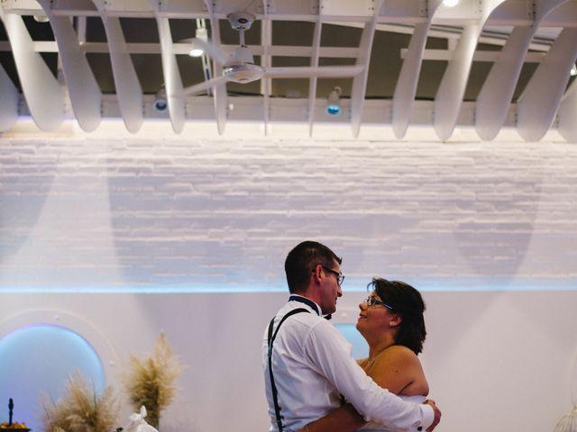 La boda de Gabriel y Alina en Valencia, Valencia 40