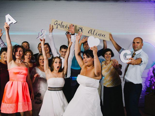 La boda de Gabriel y Alina en Valencia, Valencia 42