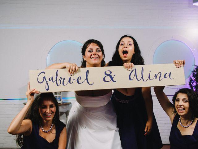 La boda de Gabriel y Alina en Valencia, Valencia 44