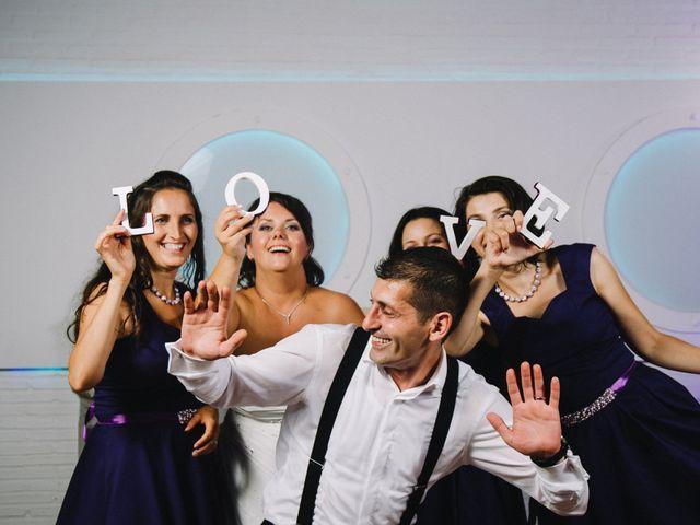 La boda de Gabriel y Alina en Valencia, Valencia 45