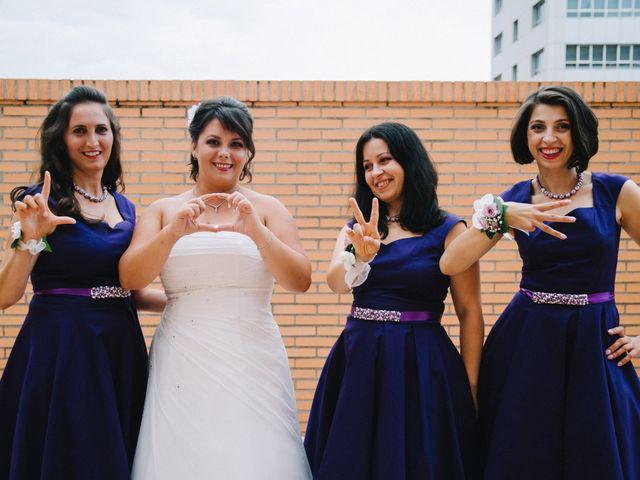 La boda de Gabriel y Alina en Valencia, Valencia 75
