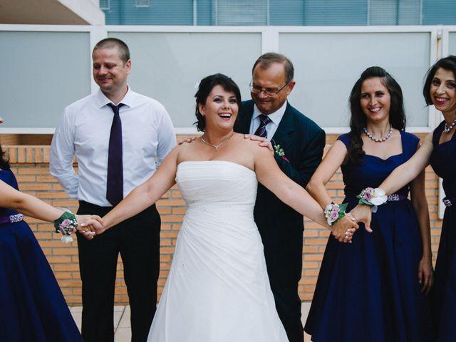 La boda de Gabriel y Alina en Valencia, Valencia 76