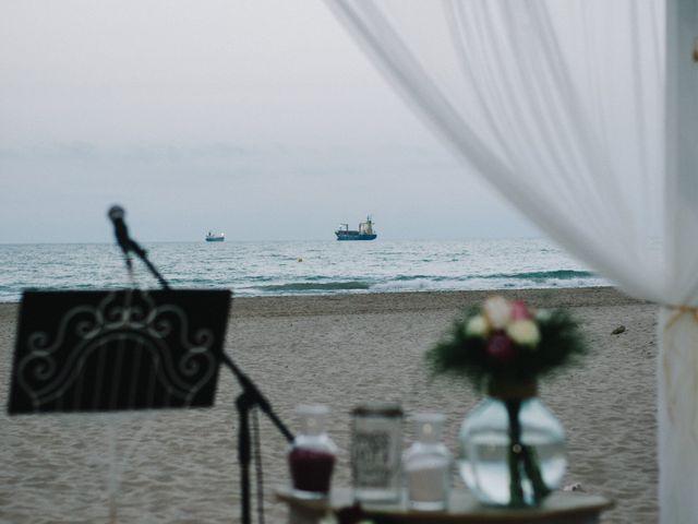 La boda de Gabriel y Alina en Valencia, Valencia 95