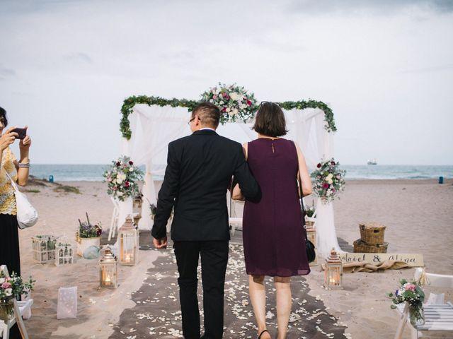 La boda de Gabriel y Alina en Valencia, Valencia 103